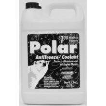 Warren Distribution Polar Antifreeze/Coolant, 1 Gallon -- 6 per case