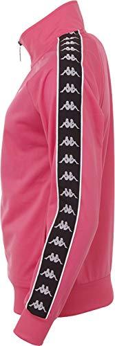 it Rose 590 Rose Kappa Camicetta Tracksuit Damskie 305096 Jacket Ellen carmine Rosa Carmine xnBUaf