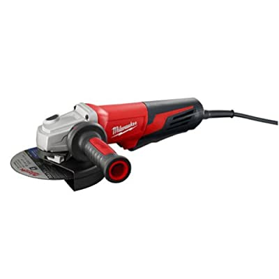 Milwaukee 6161-31 6-inch Small Angle Grinder Paddle, No Lock