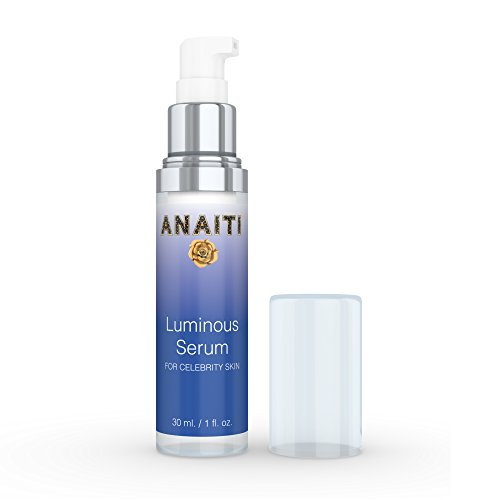 Luminous Serum | Dark Spot Corrector and Age Spot Remover | Anti-Aging Skin Care Product Boosts Collagen with Peptides and Niacinamide - 1 Oz.