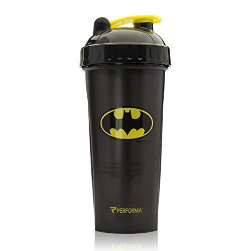 PerfectShaker PSK1001/100/101 800 ml Hero Series Bottle Shaker, Batman
