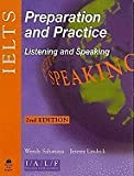 img - for Listening and Speaking (IELTS Preparation and Practice) book / textbook / text book