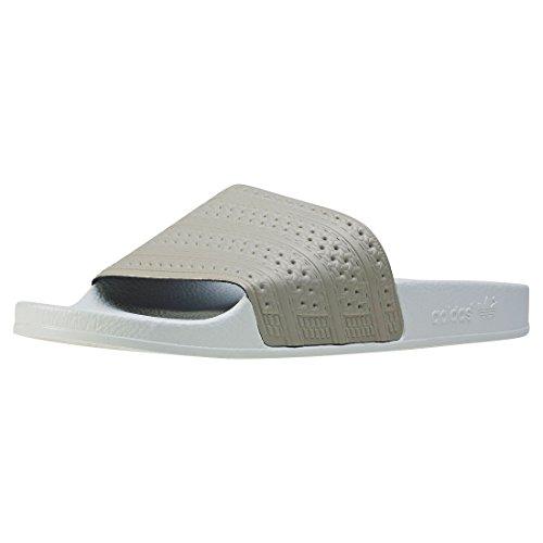 adidas Adilette Unisex Slide Pastel Green - 4 UK