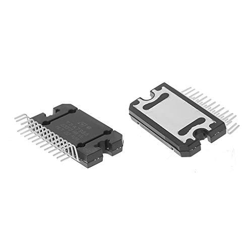 watersouprty 10pcs TDA7388 Car Audio Amplifier Chip ZIP-25 Audio Power Amplifiers 4x41W Double Bridge