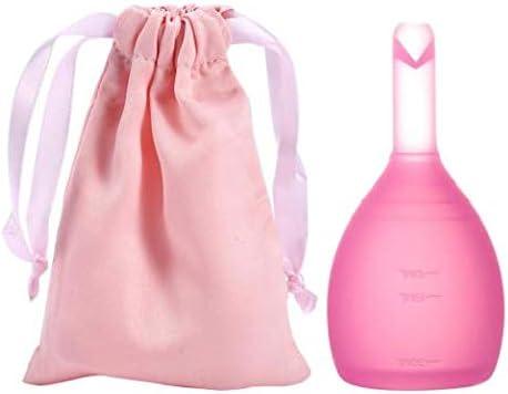 Copa menstrual, súper suave y flexible, la mejor copa sensible ...