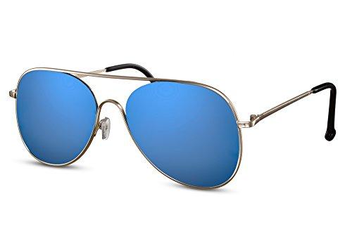 Espejadas Sol 023 Gafas de 400 Diseñador Piloto Mujeres Hombres Metálicas Amarillo UV Aviador Gafas Ca Cheapass qgHwpxEIK