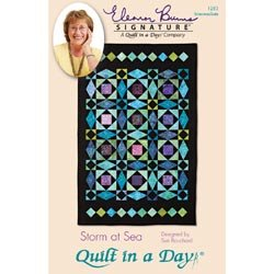 Quilt in a Day Storm At Sea Pattern by Quilt In A Day 1283