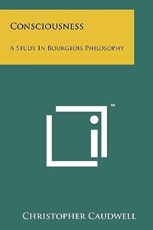 book cover of Consciousness