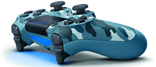 31%2BdWj8pZiL - DualShock 4 Wireless Controller for PlayStation 4 - Blue Camouflage