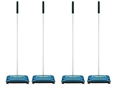 Oreck Restauranteur PR3200 Wet-Dry Floor Sweeper, 12.5 (Pack of 4)