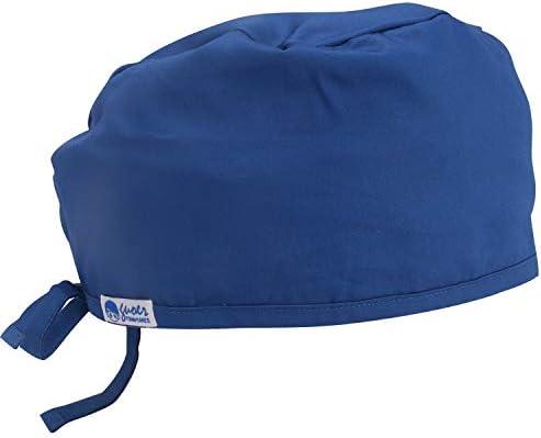 Gorro médico Guoer para cirugías, talla única y varios colores, azul, talla única: Amazon.es: Hogar