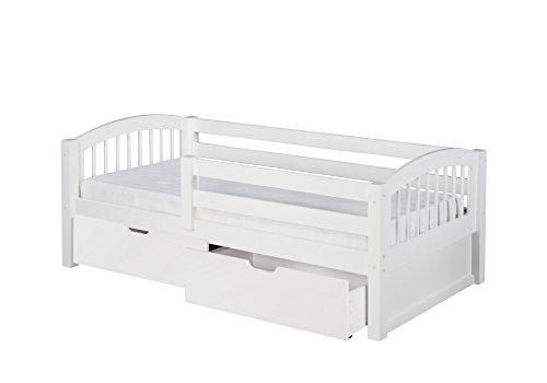 Amazon.com: camaflexi arco Spindle estilo sofá cama con ...