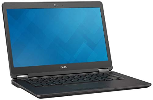 Dell Latitude E7450 UltraBook Intel Dual-Core i5-5300U (5th Gen) 2.9GHz, (4GB 8GB 16GB, 120GB 240GB 320GB 500GB), Webcam, Bluetooth, Windows 10 (Upgrades Available) (Renewed)