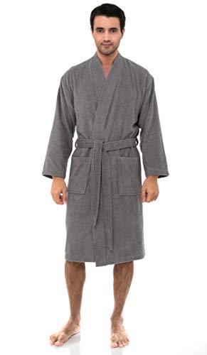TowelSelections Turkish Cotton Kimono Bathrobe