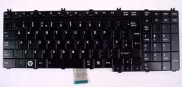 Toshiba K000085950 refacción para notebook Teclado - Componente para ordenador portátil (Teclado, Inglés