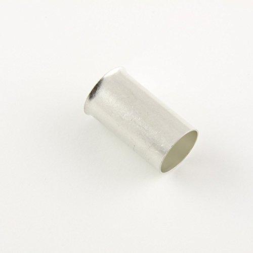 "2/0 Ga. Ferrules, 0.98"" Pin Lg. - (Pack of 10)"