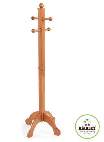 KidKraft Deluxe Clothes Pole, Honey Clothes Pole Kidkraft Furniture