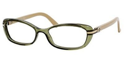Gucci 3200 (03IO) Green Natural - Gucci Women Shades