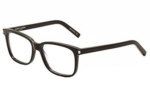Eyeglasses Saint Laurent SL 89-007 BLACK - Clothes Laurent Saint Yves