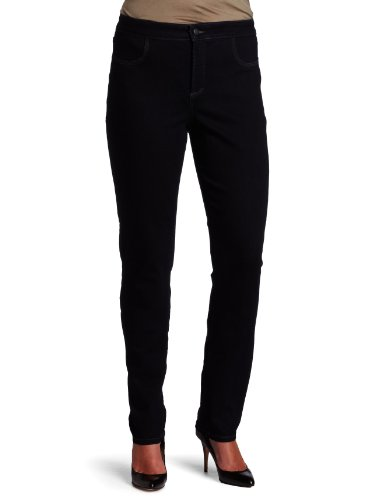 NYDJs NYDJ Women's Petite Janice Jegging Jeans, Marine, 16P