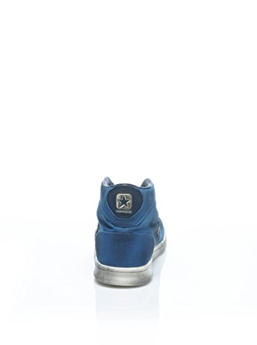 Blu Canvas Lp Eu Sneaker Leather Alta Mid bianco Converse 37 Pro TaRFYY0