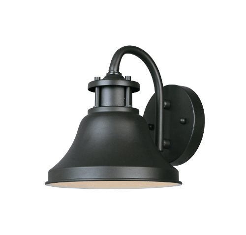 Designers Fountain 31311-BZ Bayport-DS Wall Lanterns, Bronze (Bronze Finish 8l Chandelier)