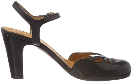 Queral Women's Black Chie Strap Mihara Sandals Taichi Ankle Black gZwwzE5qxY