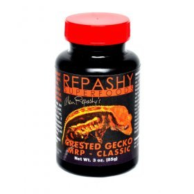 """Repashy Crested Gecko Meal Replacement Powder CLASSIC"""" Formula (3 oz Jar) Complete Gecko Diet Repashy Superfoods"""