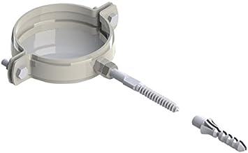 Chimeplast 8ABPRP3 Conductos y componentes para sistemas de evacuación de humos, Única