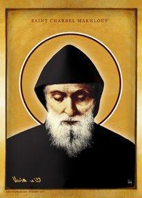 Saint Charbel Makhlouf, Icon ()