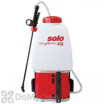 Solo 416 Backpack Battery Sprayer by DavesPestDefense