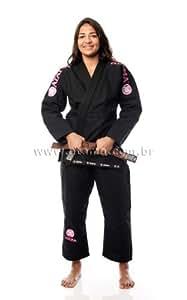 Atama Mundial Model 9 Women's Gi - Black - F1