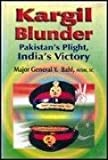 Kargil Blunder, Major General Y. Bahl, Major General Y Bahl, 8170491207