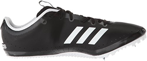 adidas Women's Sprintstar w, core Black/Orange/White 11.5 M US by adidas (Image #6)