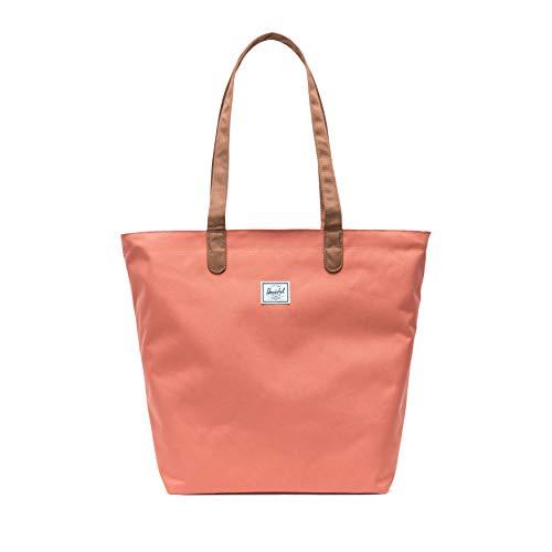 Herschel Mica Shoulder Bag, Apricot Brandy/Saddle Brown, One Size