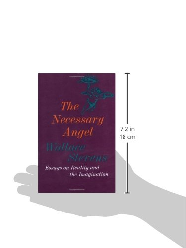 wallace stevens essays imagination The necessary angel: essays on reality and the imagination by wallace stevens starting at $199 the necessary angel: essays on reality and the imagination has 2 available editions to buy at alibris.