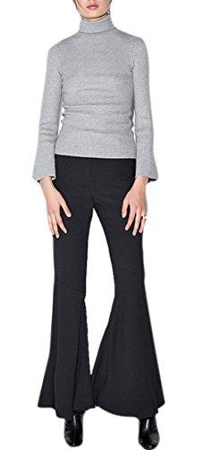 Vintage Twill Pleated Pants - 3