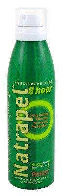 Natrapel 8 Hour Insect Repellent 6 Ounce Spray (6 Pack)