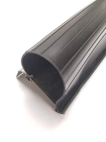 Garage Door Bottom Weather Seal T-Style 3 3/4 Wide 5 1/6