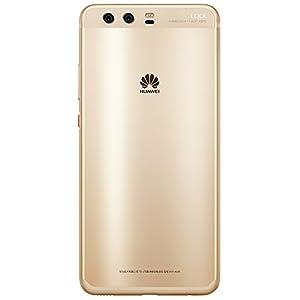 HUAWEI P10 Plus VKY-AL00 5.5 inch Kirin 960 Dual 20 MP + 12 MP (6GB+64GB) Smartphone (Dazzling Gold)