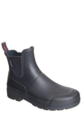 Tretorn Women's Lina Rain Boot, Black/Black, 9 M US