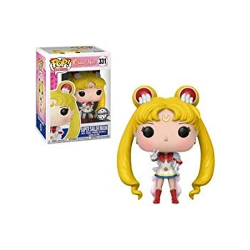 Amazon.com: Funko Sailor Chibi Moon Pocket POP! x Sailor ...