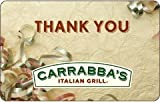 Carrabba's Italian Grill Thank You Gift Card image