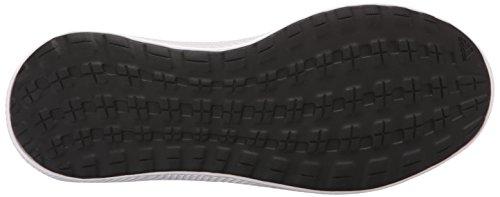 Adidas Performance fresca de rebote W zapatillas de running, negro / negro / color de rosa la mitad, White/White/Black