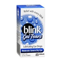 Blink Gel Tears Lubricating Eye Drops - 5