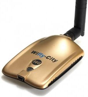 56G Wifly-City Wifi WLAN USB Adapter With 6dBi Antenna ...