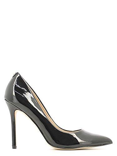 Guess , Damen Pumps, schwarz - schwarz - Größe: 39½