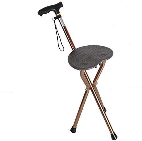 軽量アルミ合金製松葉杖での三本足のスツール高齢者高齢者の杖杖スツール高齢者の歩行器