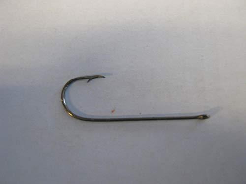 Eagle Claw #2 Lite Wire Bronze Aberdeen Crappie Hooks 100 Count