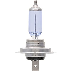 SYLVANIA H7 SilverStar zXe High Performance Halogen Headlight Bulb, (Contains 2 Bulbs)